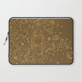 Autumn drawing Laptop Sleeve