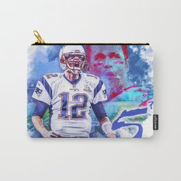 Superbowl routine Carry-All Pouch