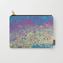 Fluid Color Carry-All Pouch