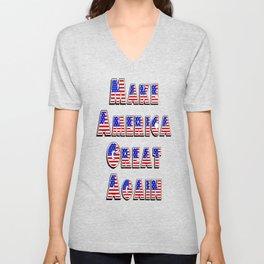 Make America Great Again Unisex V-Neck