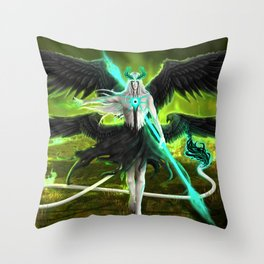 Apocalypse Throw Pillow