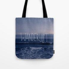 Wanderlust Ocean Tote Bag