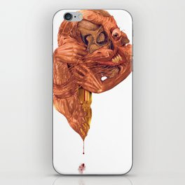 The Itch: 'Oft Rejected, Never Conquered' iPhone Skin
