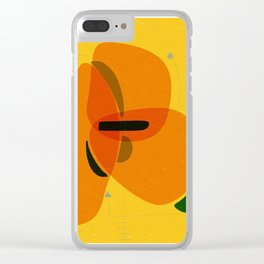 Horizons | Happy art | Wall art Clear iPhone Case