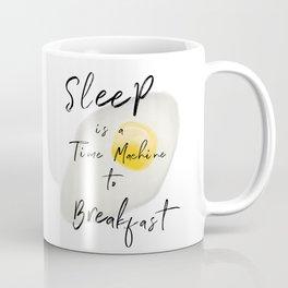 Breakfast / poster, art print, pictures, scandinavian, nursery, deco, saying, christmas, sarcasm, eg Coffee Mug