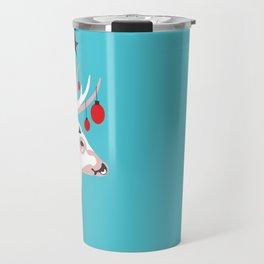Deer with Cheer Travel Mug