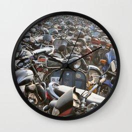 Parking Problems ? Wall Clock