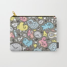 PLAYTIME_C DARK BACKGROUND Carry-All Pouch