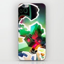 Ablogical Binding Substance iPhone Skin