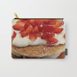 pancakes_strawberries_and_whip_cream Carry-All Pouch