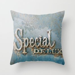 Vintage - Special Throw Pillow