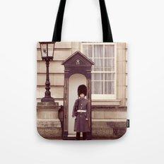 London Guard ♥ Tote Bag
