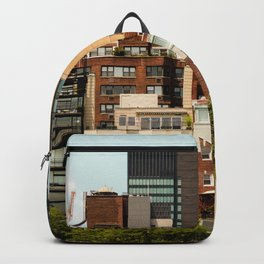New York architecture Backpack