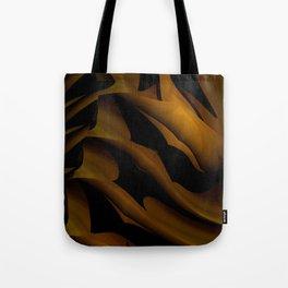 Carved In Wood Tote Bag