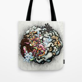 Isolating the Collective Unconscious Tote Bag