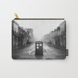 Tardis In The Old City Carry-All Pouch