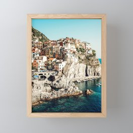 Once Upon a Time in Italy Framed Mini Art Print