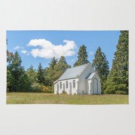Garston Chapel, New Zealand Rug