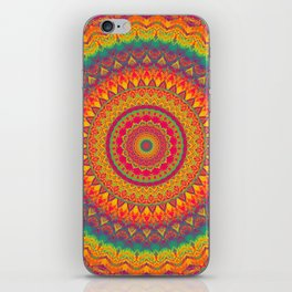 Mandala 507 iPhone Skin