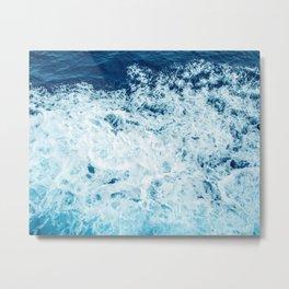 Blue Ocean Metal Print