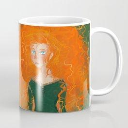 Merida from Brave (Pixar - Disney) Coffee Mug