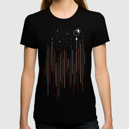 Through The Cosmic Rays T-shirt