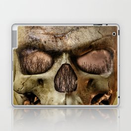 In The Eyes Of The Vampire Laptop & iPad Skin