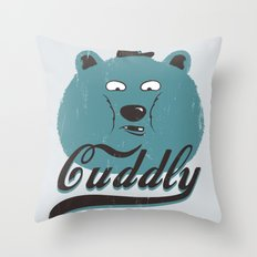 Cuddly Throw Pillow