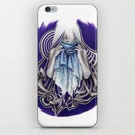 Scarf iPhone Skin