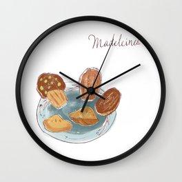 Madeleines Wall Clock