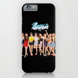 Twice dance the night away iPhone Case