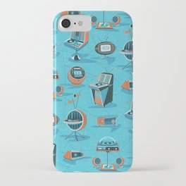 SPACE AGE HIFI iPhone Case