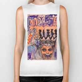 Lady Macbeth Biker Tank