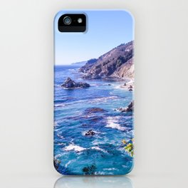 California Dreamin - Big Sur iPhone Case