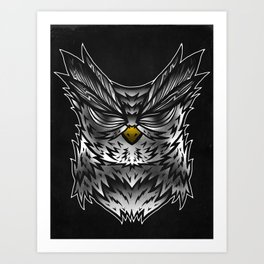 Hear No Evil Art Print