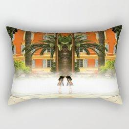 Mirror Massena Rectangular Pillow