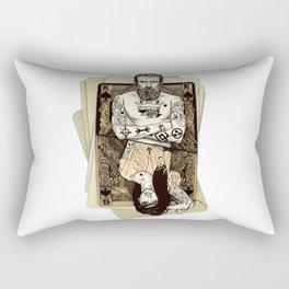 The second half (King) Rectangular Pillow