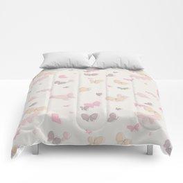 Cute Flying Butterflies Comforters