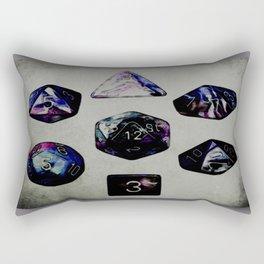DUNGEON DICE Rectangular Pillow