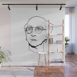 Larry David Wall Mural