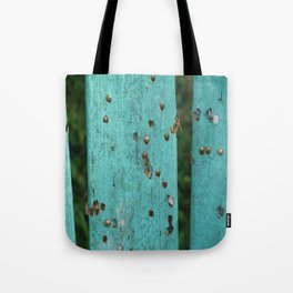 Good Old Wood Tote Bag