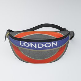 London City Tube Fanny Pack