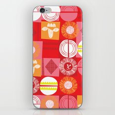 lions and lambs-oh my! iPhone & iPod Skin