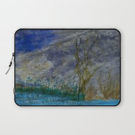 Silent Shores Laptop Sleeve