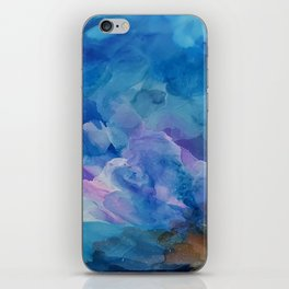 Bloom Up Abstract iPhone Skin