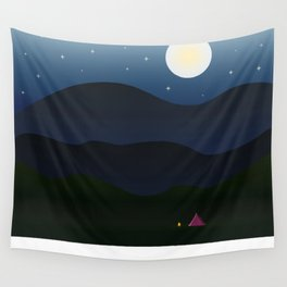 The joys of the great outdoors Wall Tapestry