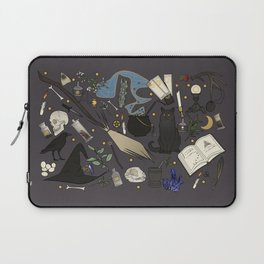 Witch's things Laptop Sleeve
