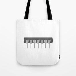 IC dip package Tote Bag