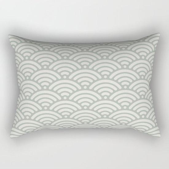 Wave Oyster Bay Rectangular Pillow