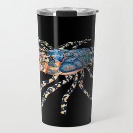 Rock Lobster Travel Mug